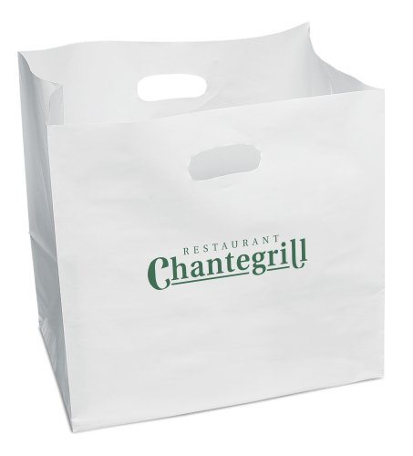 14 x 14 Chuckwagon Carryout Bags
