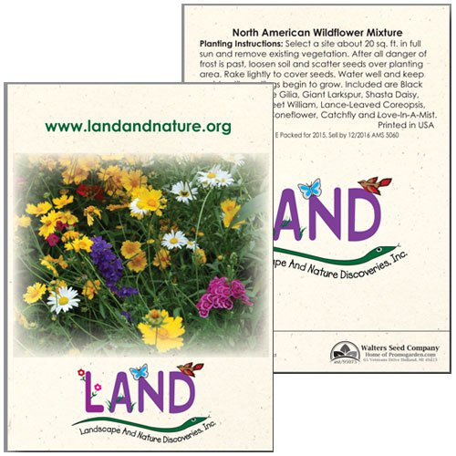 Wildflower Mix Seed Packets
