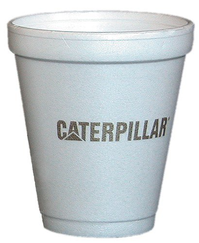 10000 Custom 6 oz. Styrofoam Cups, High Quantity HL84ST