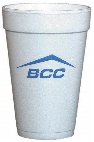 10000 Custom 32 oz. Styrofoam Cups, High Quantity HL98ST