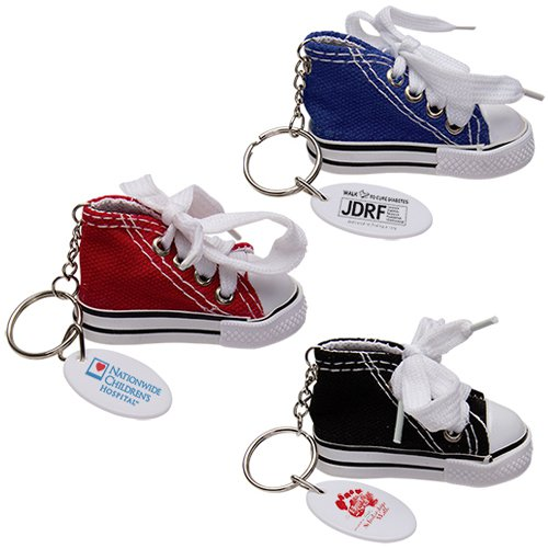 Classic Hi-Top Key Chains