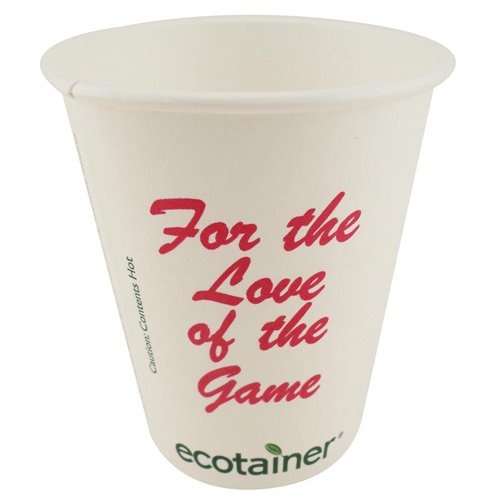 12 oz. Biodegradable Paper Cups