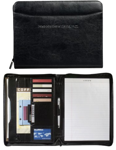 Renaissance Leather Padfolio