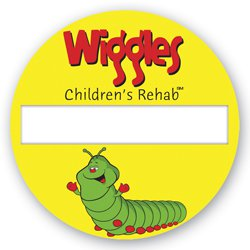 "2.75"" Full Color Window Name Badges"