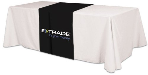 28 x 90 Poly/Cotton Twill Table Runners
