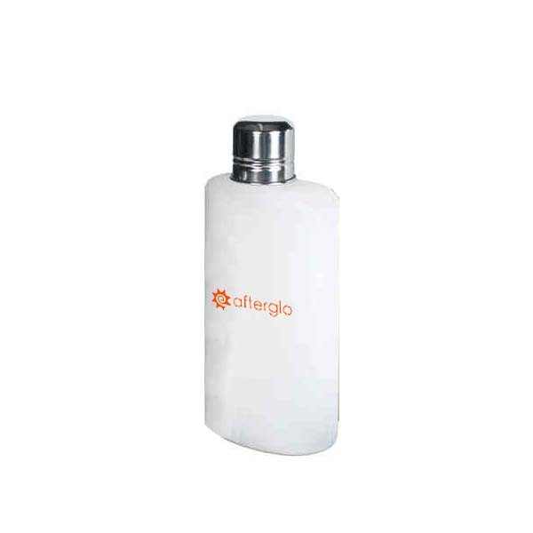 10 oz. Plastic Travel Flasks