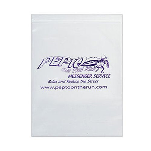 5 x 8 Zip-Tight Reclosable Plastic Bags