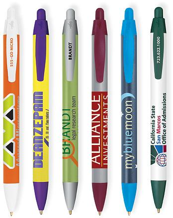 BIC WideBody Pens