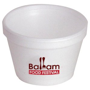 3 oz. Foam Sample Containers
