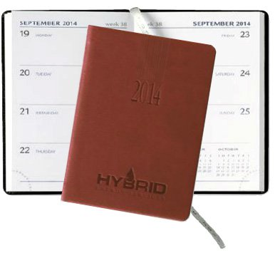 Small Upright Tuscon Pocket Weekly Planners
