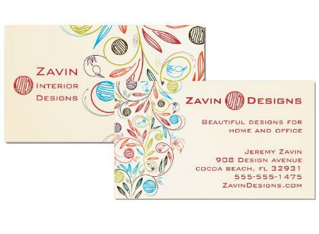 Full Color Premium Business Cards, 4/4