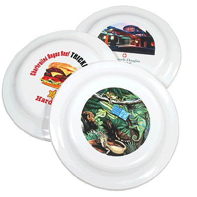 Child Safety Frisbee Flyers - Full Color