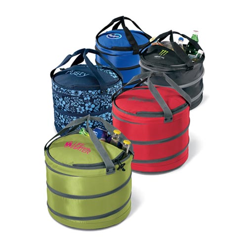 Collapsible Cooler Bags, Party Cooler, 28 Can Capacity