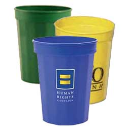 16 oz. Fluted Stadium Cups