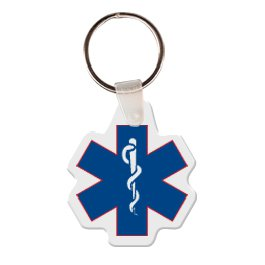 Caduceus Key Chains