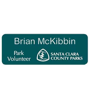 "Deluxe Name Badges, 1"" x 2-3/4"""