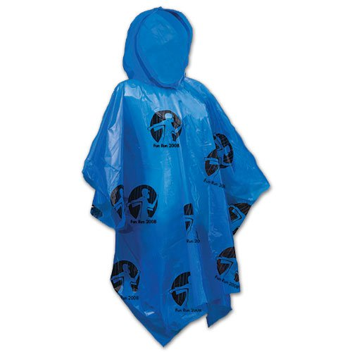 Lightweight Pocket Ponchos