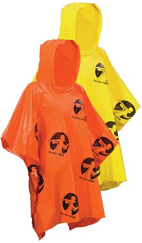 Midweight Pocket Ponchos
