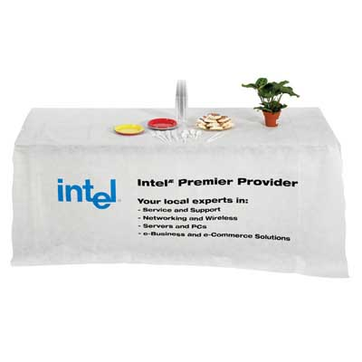 8' Non Woven Disposable Table Covers