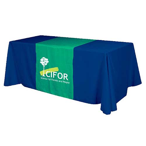 28 x 60 Poly/Cotton Twill Table Runners