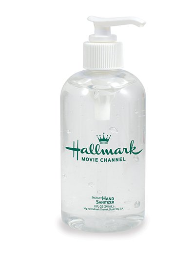 8 oz. Antibacterial Hand Sanitizers