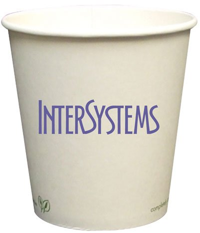 10 oz. Compostable Paper Cups