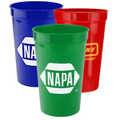 10000 Custom 22 oz. Stadium Cups - High Quantity AS-923B