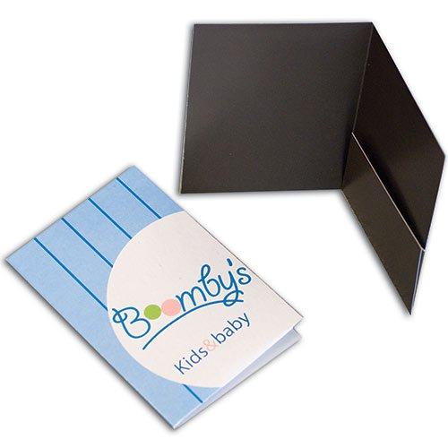 "3"" x 4-1/2"" Gift Card Holders with Right Pocket"