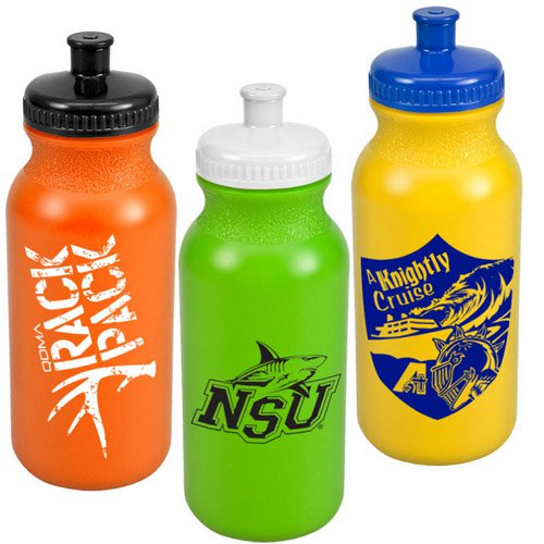 20 oz. BPA Free Sports Water Bottles
