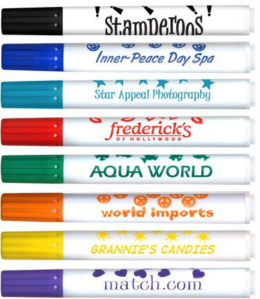 Liqui-Mark Stamperoos Washable Stamp  Markers