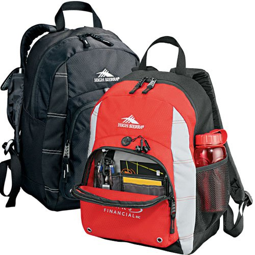 High Sierra Impact Daypacks