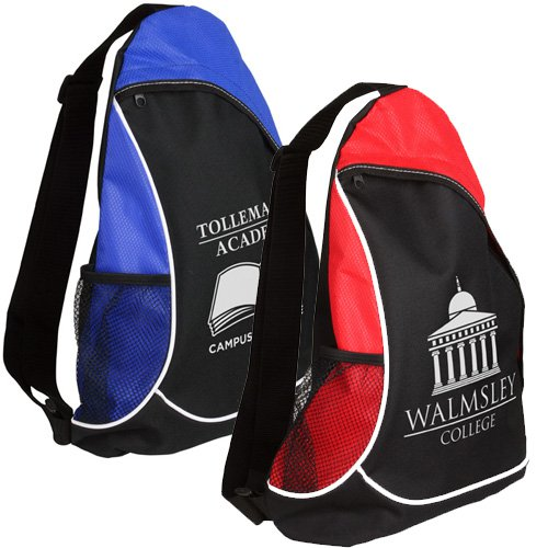 Natural Curve Sling Backpacks