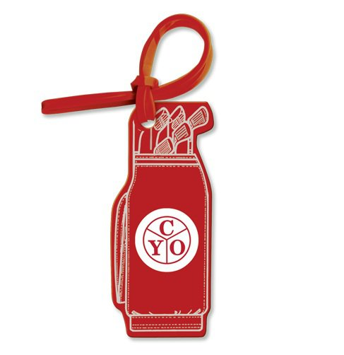 Sof-Touch Golf Bag Tags
