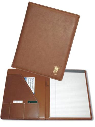 Leatherette Portfolio Pad Holders