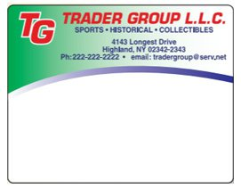 "3-15/16"" x 5"" Laser Roll Shipping Labels"