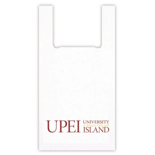 "12 x 23"" High Density T-Shirt Handle Bags (.72 mil)"