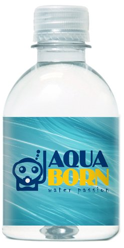 8 oz Aquatek Bottled Water
