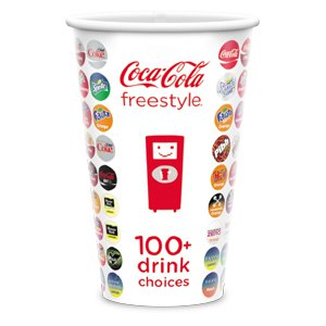 16 oz. Full Color Paper Cold Cups