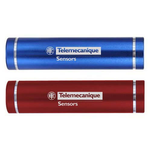Cylinder 2200 mAh Portable Battery Chargers