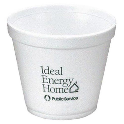 8 oz. Deli Foam Containers