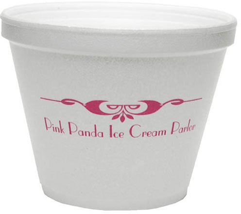 12 oz. Deli Foam Containers