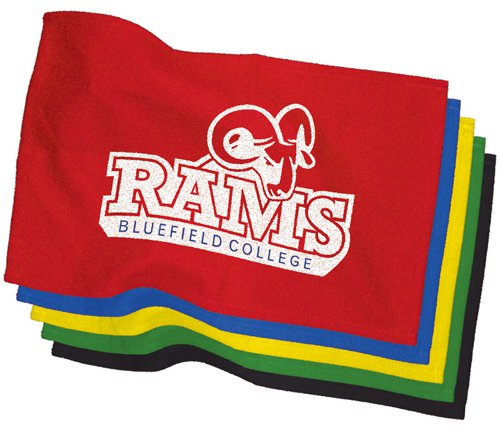 "11"" x 18""  Rally Towels"