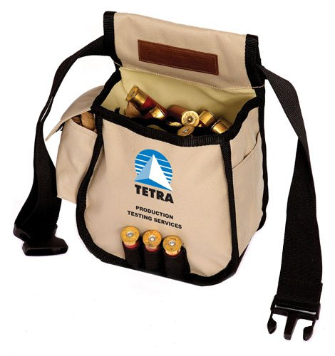 Deluxe 5 Pocket Shotgun Shell Bag