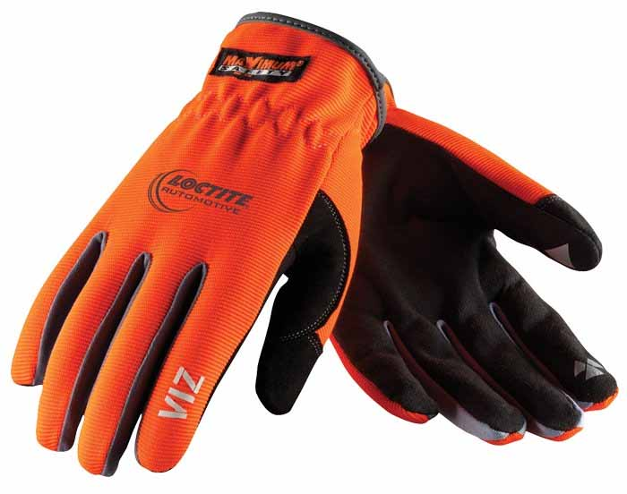 Viz by Maximum Safety Touch Smart Gloves