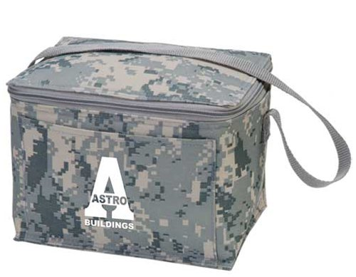 Camo 6-Pack Coolers