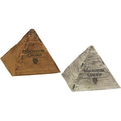 Stone Pyramid Award Paperweights