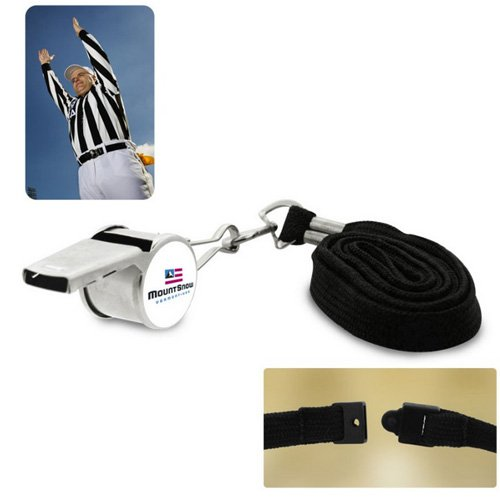 The Ref Metal Whistle