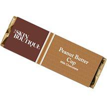250 Custom Hebert Peanut Butter Cup Milk Chocolate Bars HEBERT01-RASP