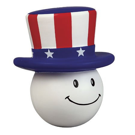 Patriot Mad Cap Stress Balls