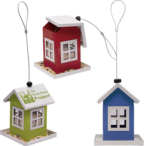 Metal Bird Feeders